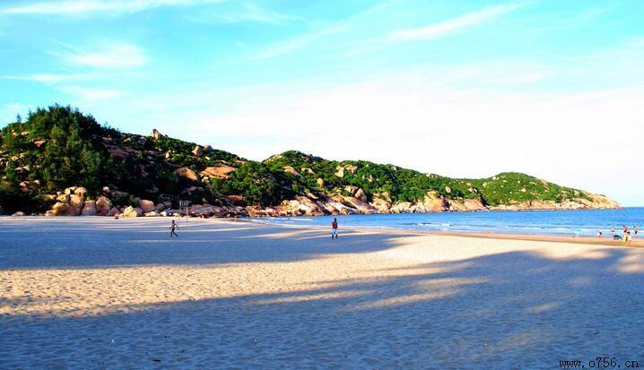 珠海飞沙滩景点介绍碧波浴日主题乐园